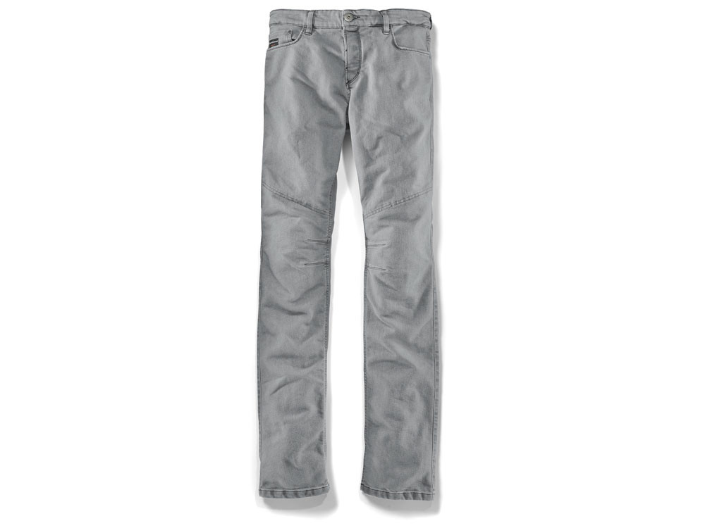 57a028cab0e BMW FivePockets Motorcycle Pants Men (Grey)