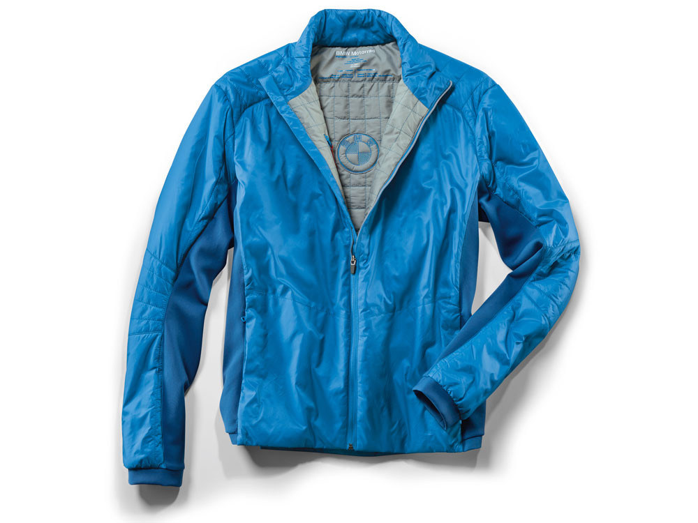 Bmw Ride Quilted Jacket Men Blue Buy Cheap 76 23 8 567 425 Main