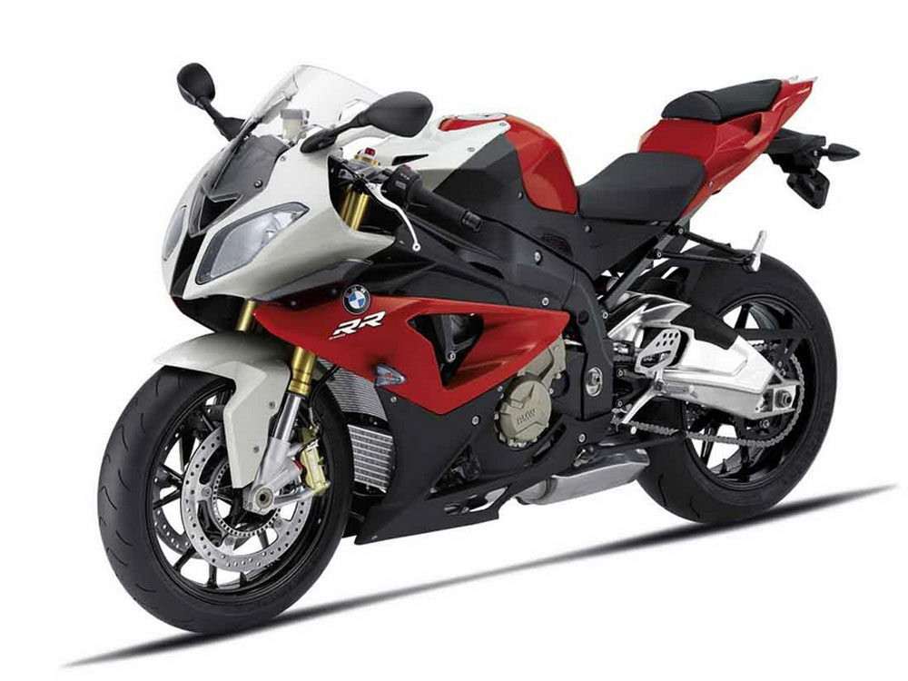 Bmw S1000rr Miniature Red White Buy Cheap 80 43 2 222 497