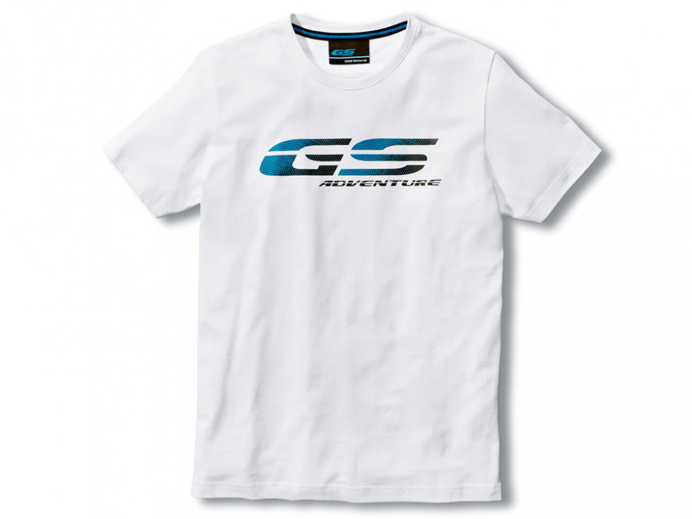 bmw gs t shirt men white blue buy cheap 76 81 8 561. Black Bedroom Furniture Sets. Home Design Ideas