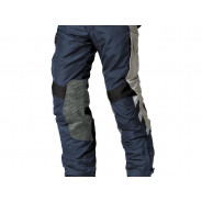BMW Rallye Motorcycle Pants Men (blue / grey)