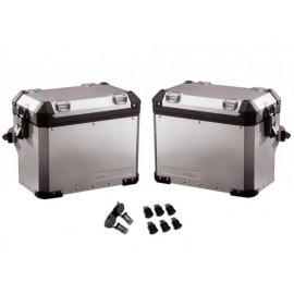 BMW Motorcycle Pannier Set Aluminium F800GS / Adventure (K72/K75) F650GS (K72)