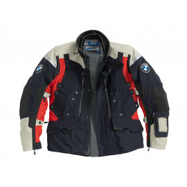 BMW Rallye 2018 Motorcycle Jacket Men (dark blue / red)