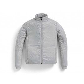 BMW Quilted Jacket Ride Men (silver)