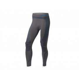 BMW Pants Thermo Men (anthracite / blue)
