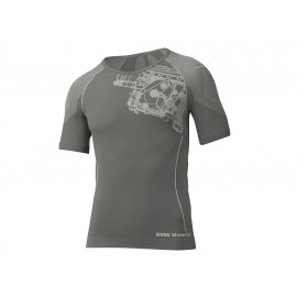 BMW T-Shirt Summer Men (grey / anthracite)