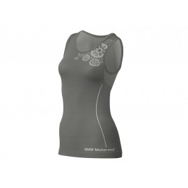 BMW Top Summer Women (grey / anthracite)