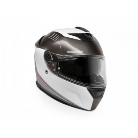 BMW Helmet Street X ride (white / grey)