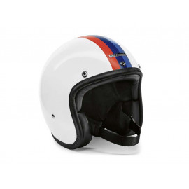 BMW Helmet Bowler Tricolore (white / blue / red)