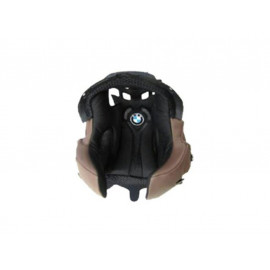 BMW Head & Cheek pads Airflow Helmet (coffee)