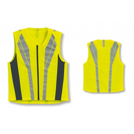 BMW Motorcycle Vest HighViz Unisex (neonyellow)