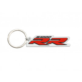 BMW S1000RR Key Ring (red / white)