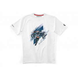 BMW T-Shirt G310GS (white)