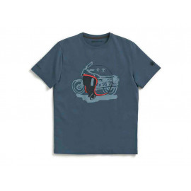 BMW T-Shirt R100RT Unisex (dark grey)