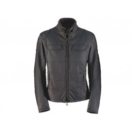 BMW Belstaff Glenn Duff Racer Motorcycle Jacket Men (black)