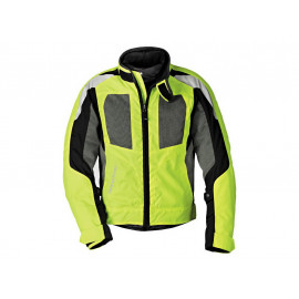 BMW Airshell Motorcycle Jacket Men (yellow)