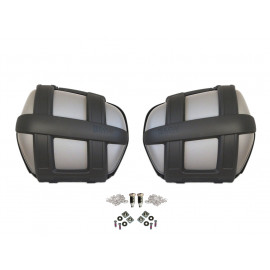 BMW Motorcycle Pannier Set Sport K1200S / K1200R / K1200R Sport (codeable)