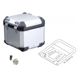 BMW Top Case Set (Aluminium) F650GS (K72) F700GS (K70) F800GS (K72) F800GS Adventure (K75) codeable
