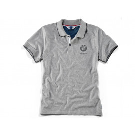 BMW Motorrad Polo Shirt Men (Grey)