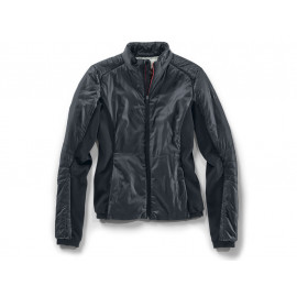 BMW Ride Quilted Jacket Lady (Black)