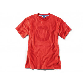 BMW Logo T-Shirt Men (Red)