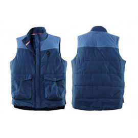 BMW Logo Leisure Vest Men (Blue)